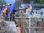 Drainase di Jalur Bandung-Garut Tuntas Sebelum Arus Mudik