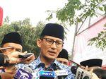 Tuai Kritikan, Sandi akan Pindahkan Tarawih di Monas ke Masjid