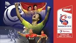 Live Report Piala Thomas: Indonesia Vs Korea
