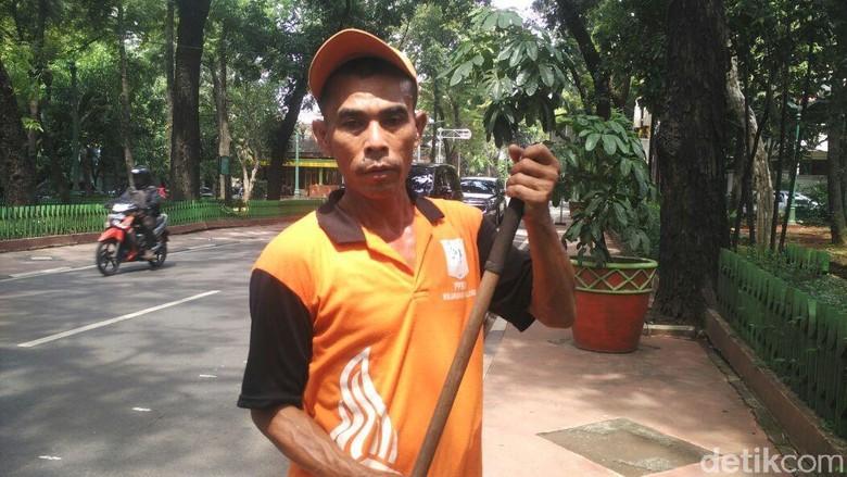 Cerita Pasukan Oranye Temukan Sobekan Alquran di Jl Gunawarman