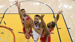 Hajar Rockets di Gim Ketiga, Warriors Kini Unggul 2-1