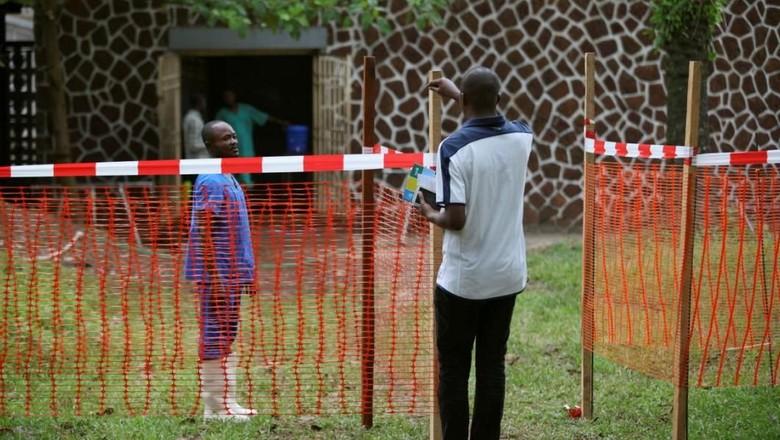 Milisi Bersenjata Serang Pusat Perawatan Ebola di Kongo