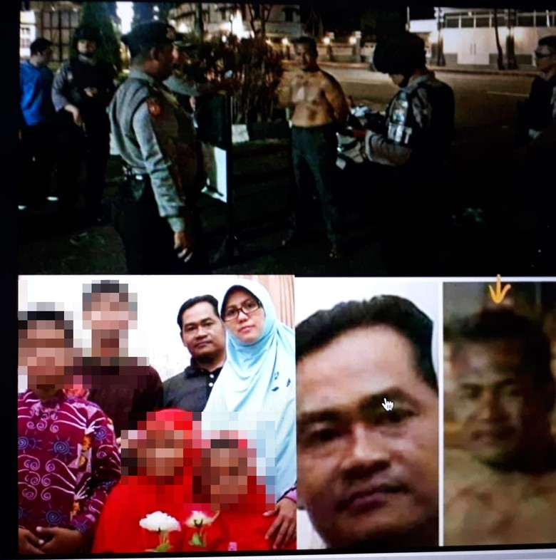 Foto Mirip Bomber Gereja di Surabaya Masih Viral, Ini Kata Polisi