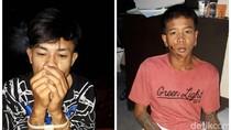 Dua Pelaku Pencurian Motor di Banyuwangi Dibekuk