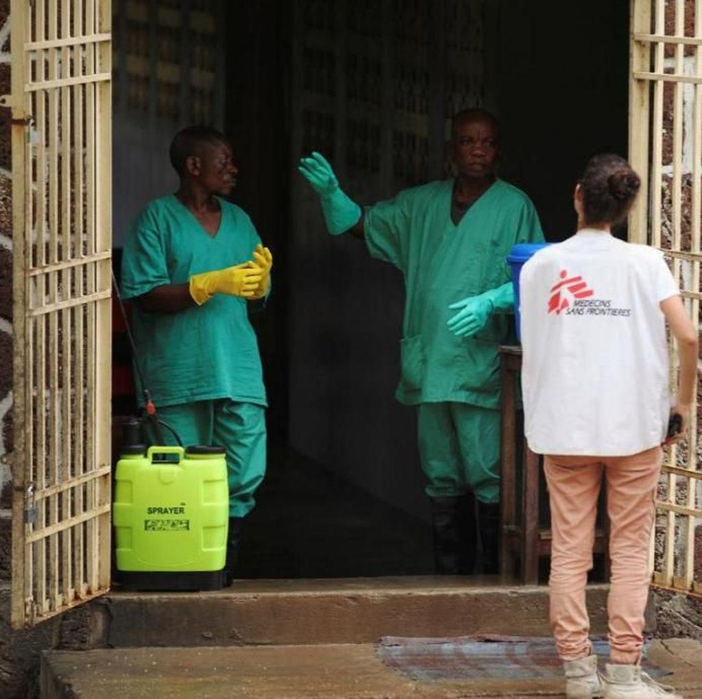 Bentrokan di Pusat Wabah Ebola Kongo, 7 Tentara PBB Tewas
