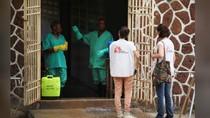 Foto: Wabah Ebola Merebak di Kongo, Sejumlah Pasien Diisolasi