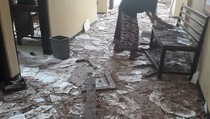 Bom Ikan Porak-Porandakan Polsek, Kapolres: Tak Ada Korban