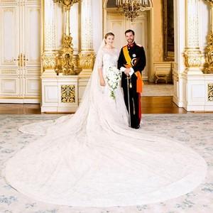 Foto: Inspirasi Gaun Pengantin yang Tren di 2019, Bikin Kamu Bak Princess