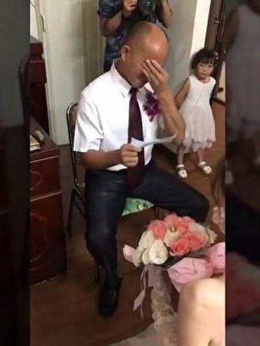 Pesan Menyentuh Ayah Pengantin Wanita untuk Menantunya Ini Jadi Viral