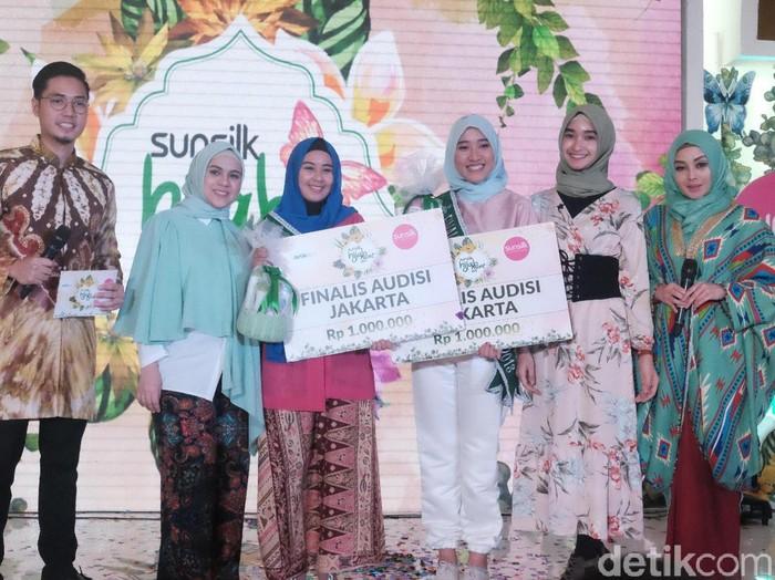 Audisi Sunsilk Hijab Hunt 2018. Foto: Silmia Putri/Wolipop