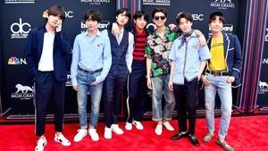 BTS Jadi Idola di Billboard Music Awards 2018