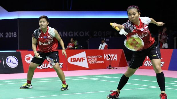 Live Report Piala Uber: Indonesia vs Malaysia