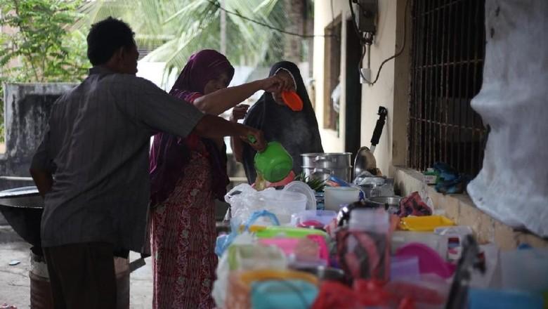 Kanji Rumbi, Sajian Berbuka Warisan Sultan Aceh yang Kaya Khasiat
