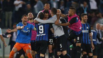 Sukacita Inter, Nestapa Lazio