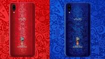 Vivo Hadirkan Ponsel Edisi Khusus Piala Dunia
