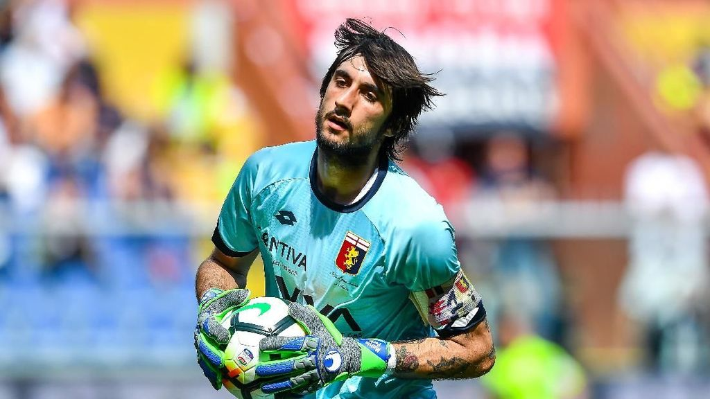 Juventus dan Genoa Sepakati Harga 15 Juta Euro untuk Perin