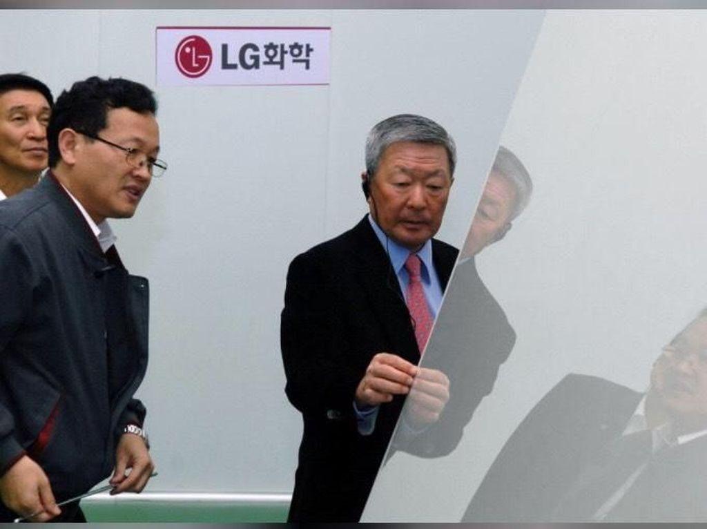 Bos LG Group Tutup Usia