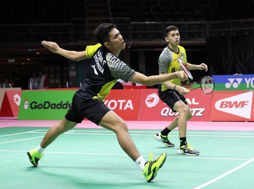 Kalahkan Malaysia, Indonesia ke Semifinal Piala Thomas
