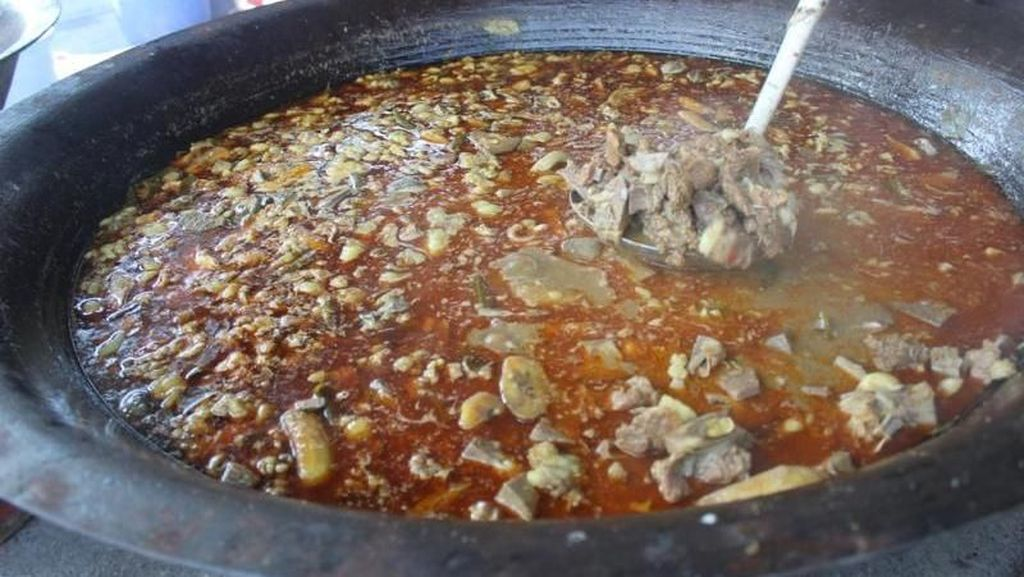 Awas Lapar! Ngabuburit Lihat Masak Sie Kameng yang Lezat di Aceh