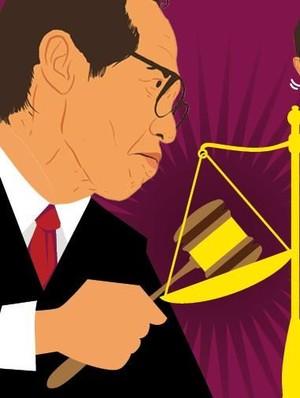 Artidjo Alkostar, Si Jagal Bagi Polisi dan Politisi Koruptor