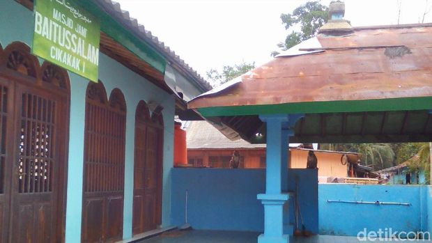 Masjid Saka Tunggal, Banyumas.