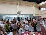 Deretan Menteri Hingga Pimpinan Lembaga Buka Puasa di KPK