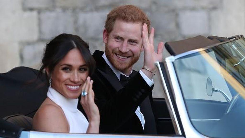 Anak Pangeran Harry dan Meghan Markle Tak Akan Dapat Gelar Jika Perempuan