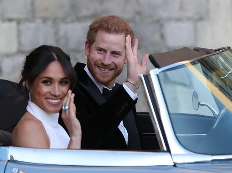 Pangeran Harry dan Meghan Markle Ingin Segera Punya Anak