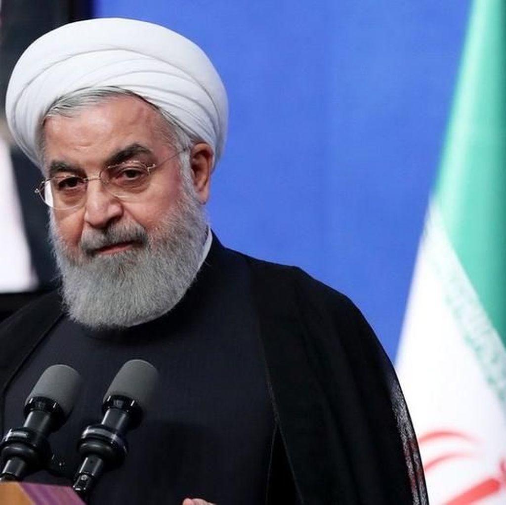 Rouhani ke Menlu AS: Siapa Anda Kok Berani Buat Keputusan Untuk Iran?