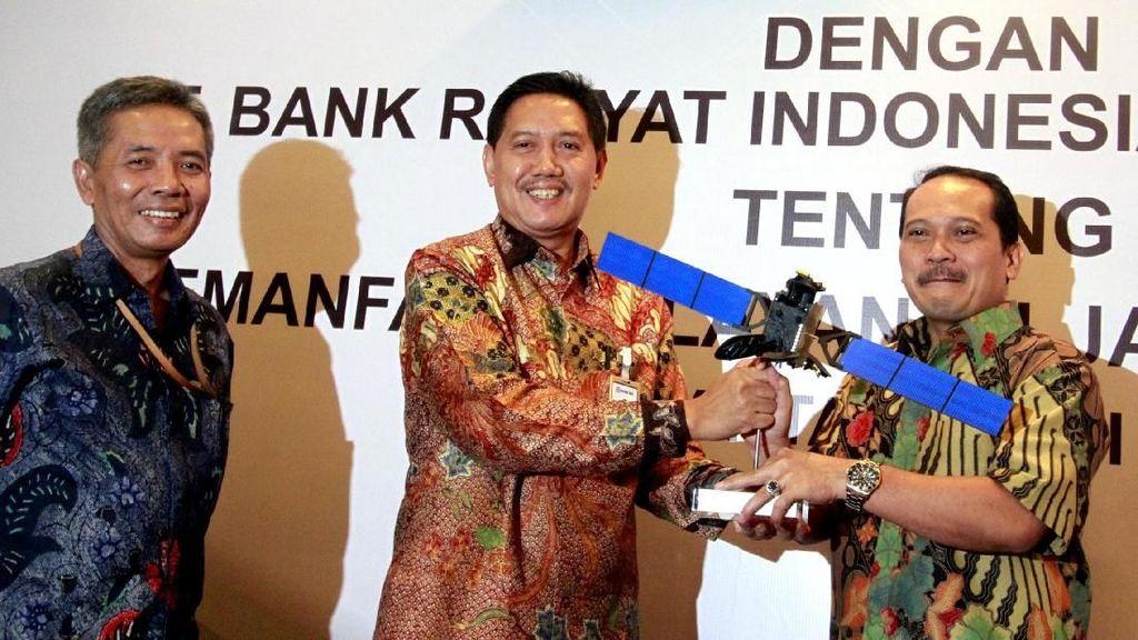 Pupuk Indonesia Gandeng BRI untuk Layanan Perbankan