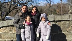 Hangatnya Kebersamaan Frank Lampard Bersama Keluarga