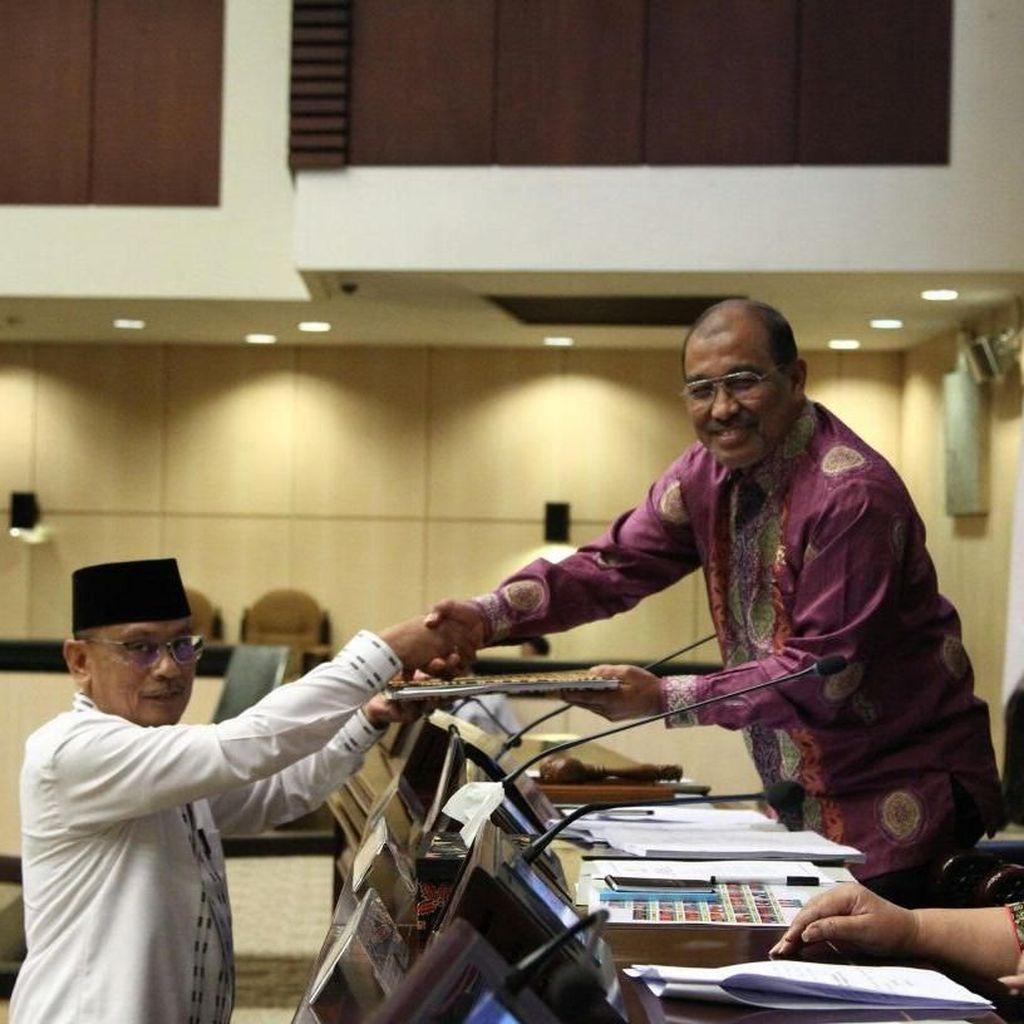 Paripurna DPD RI Sahkan Penambahan Pimpinan