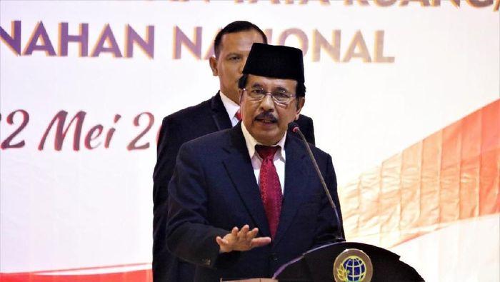 Menteri ATR/Kepala BPN Sofyan Djalil/Foto: Dok. Kementerian ATR