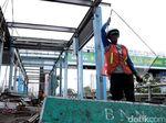 Halte Bus TransJakarta BNN Dibongkar
