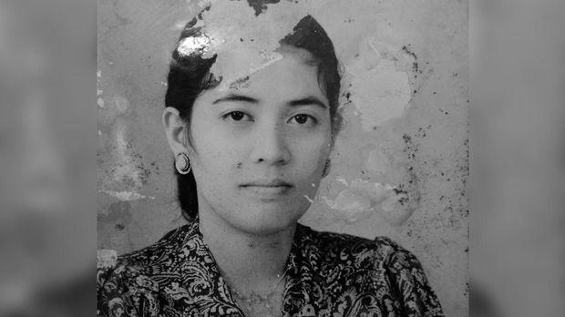 Eulis Zuraida, istri Ismail Marzuki.