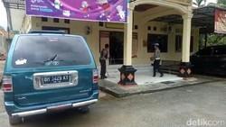 Penyerang Mapolsek Maro Sebo Ditahan di Mako Brimob Polda Jambi