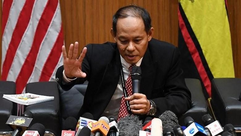 Tangis Ketua Komisi Antikorupsi Saat Ungkap Tekanan Selidiki 1MDB