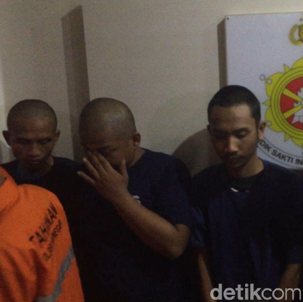Polisi: Perampok Jaktim Gunakan Hasil Rampasan untuk Berfoya-Foya