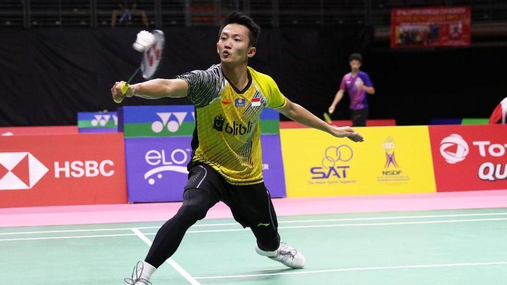 Ihsan Bawa Indonesia Memimpin 2-1 atas Thailand