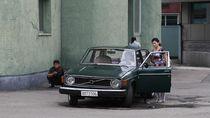 Mobil-mobil di Negara Kim Jong Un