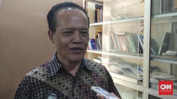 Direktur Eksekutif Formappi I Made Leo Wiratma.
