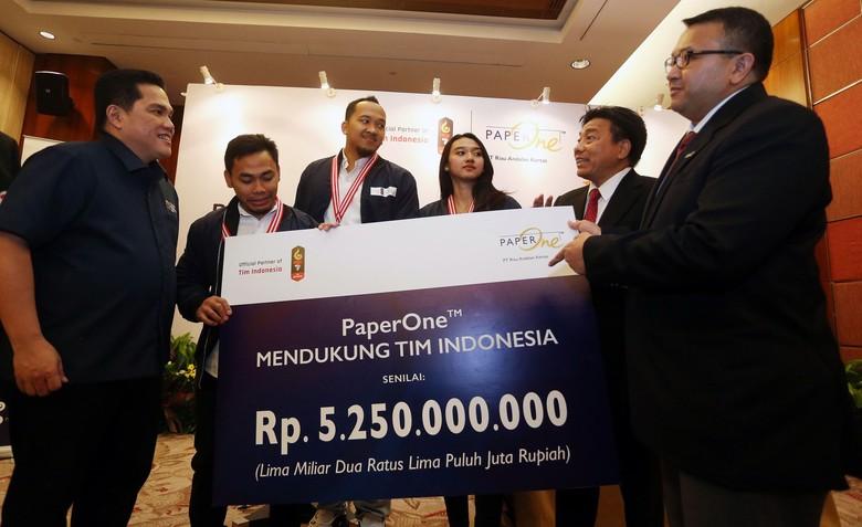 Dukungan untuk Tim Indonesia di Ajang Asian Games 2018
