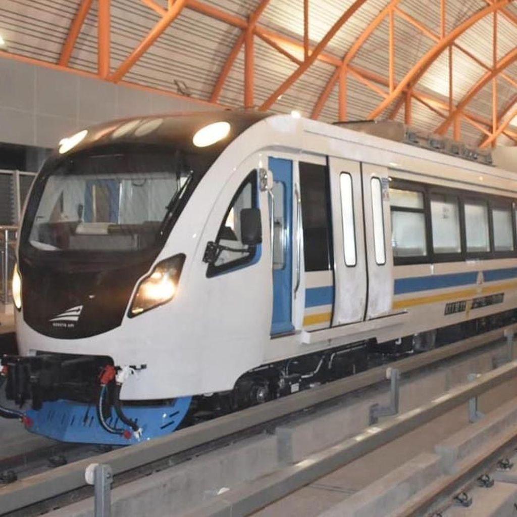 Prabowo Sebut Anggaran LRT Di-mark up, Kontraktor: Data dari Mana?