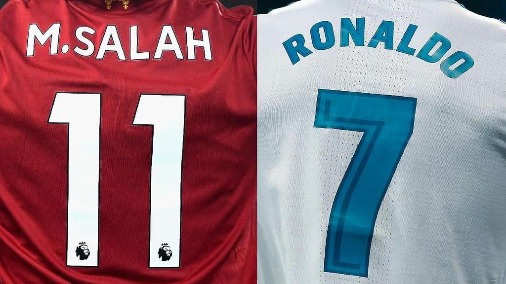 Klopp: Apakah Salah Bisa Selevel Messi-Ronaldo? Itu Tak Penting