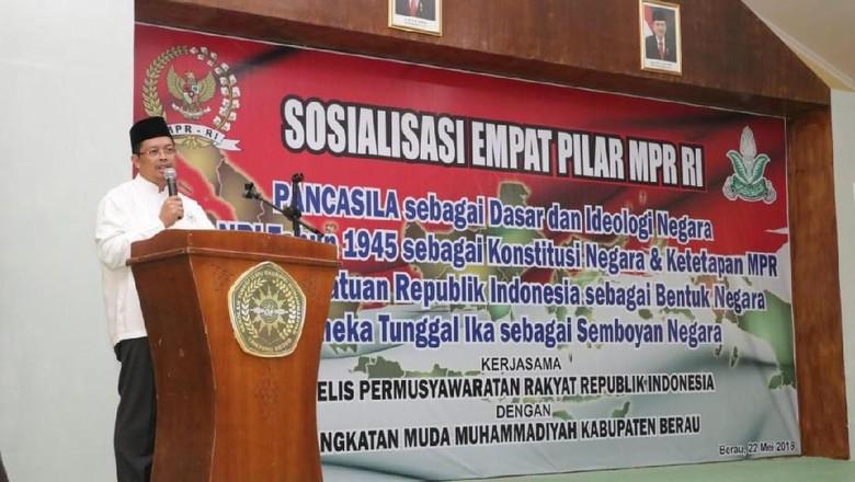 Refleksi 20 Tahun Reformasi, MPR: Demokrasi Disalahgunakan