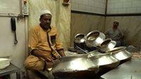 Restoran Karim's di Old Delhi.