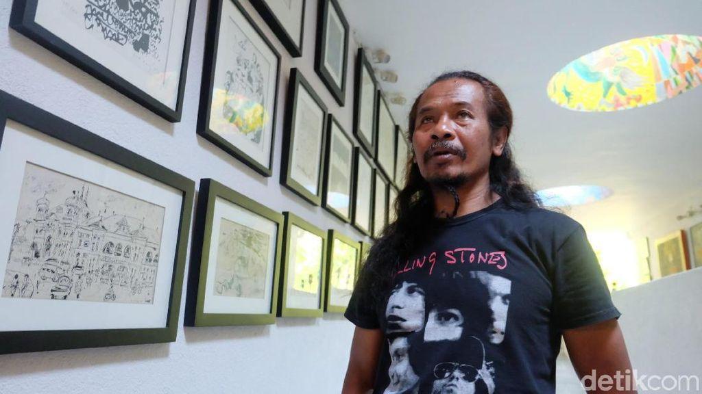 Mengoleksi Karya Seni Jadi Ikhtiar Nasirun Sebagai Seniman