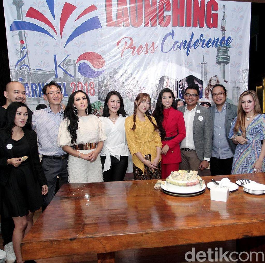 I-KO Carnival Jadi Ajang Promosi Budaya Dangdut Indonesia di Korea