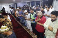Datang Jauh-jauh Demi 'Kemewahan' Iktikaf di Masjid An Nahl