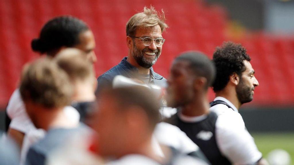 Klopp: Liverpool Tak Pengalaman di Final? Googling Saja Dulu